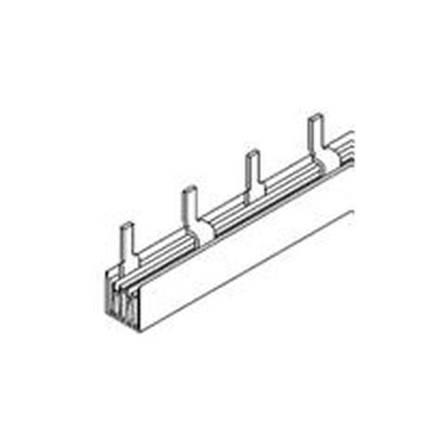 Samleskinne for Mini Element Automater 2P 1 meter