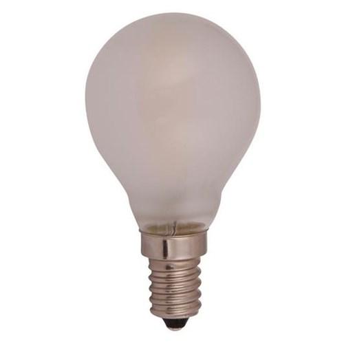 Scanlight LEDlyspære 3,5W E14 matt dimbar
