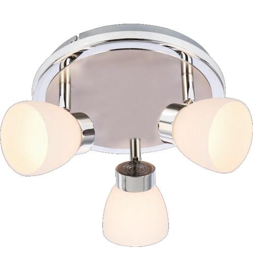 Valence LED takspot 3 lys dimbar