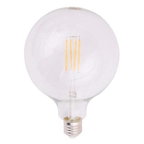 Scanlight LEDlyspære Globe Ø125mm 4W E27 klar dimbar