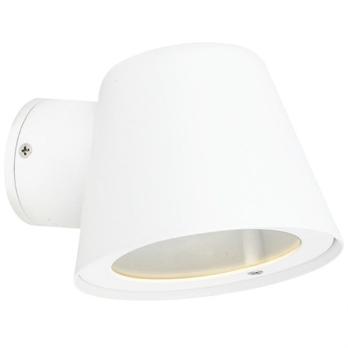 Risør utelampe vegg IP44 Hvit