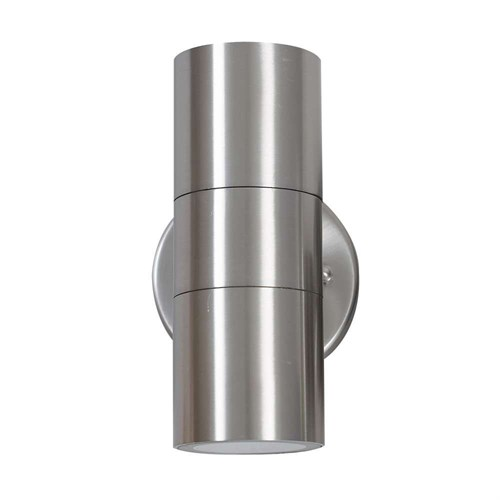 Asker utelampe aluminium 2xGU10 IP44