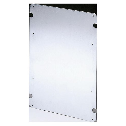 Gewiss montasjeplate galvanisert 316x236 GW44637