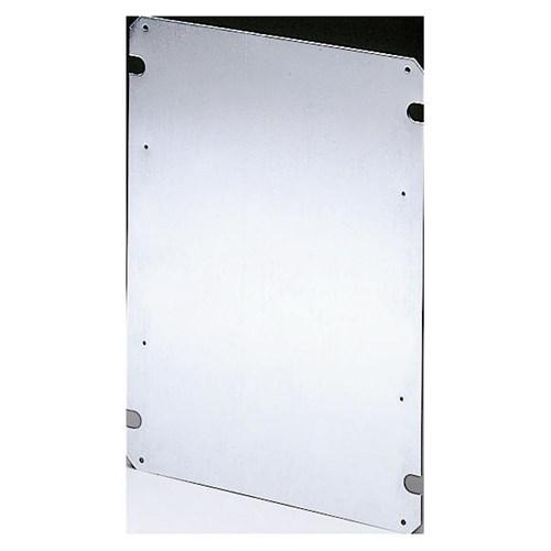 Gewiss montasjeplate galvanisert 396x316 GW44638