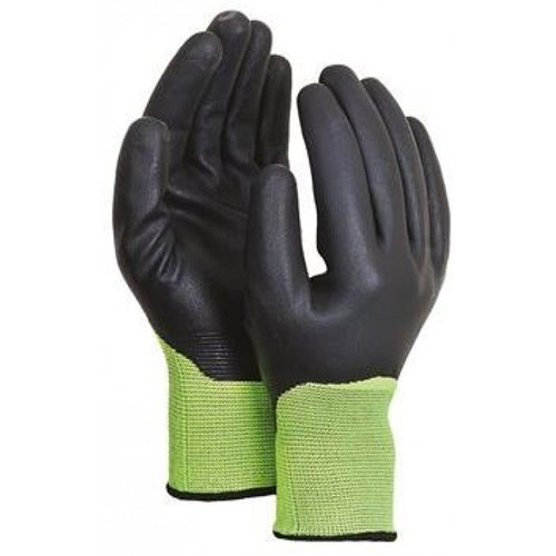 HANDI Softgrip sort nitril 11