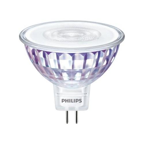 Philips Master LED GU5.3 MR16 7W 827 36° dimbar