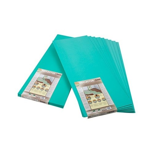 Heatcom reflektorplater 3mm