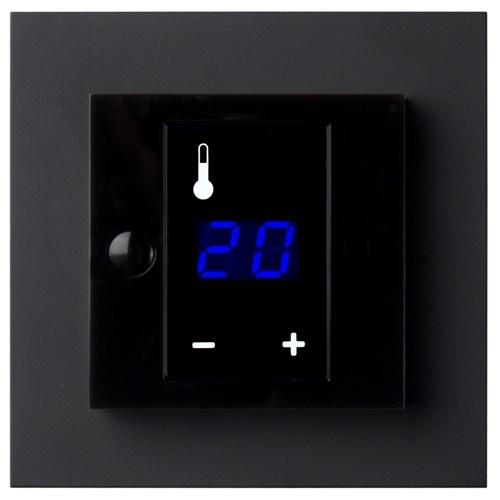 ELKO Plus Display termostat Sort
