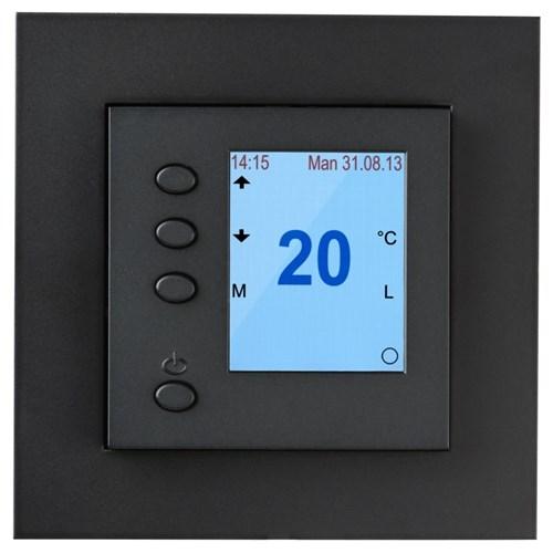 ELKO Plus termostat SuperTR Sort