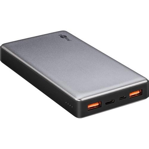 Goobay Powerbank Quickcharge 15.000 mAh
