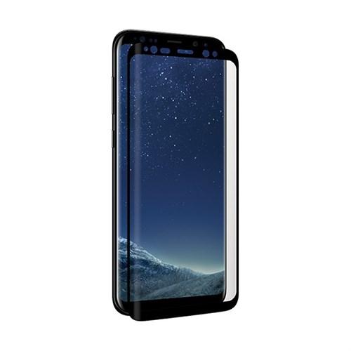 3SIXT skjermbeskyttelse Edge to Edge Curved for Samsung Galaxy S8, herdet glass 9H