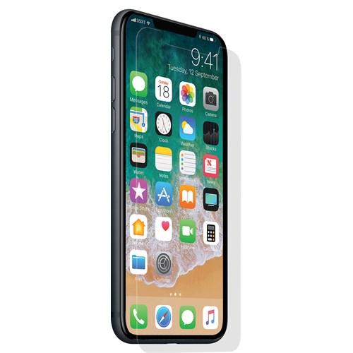 3SIXT Skjermbeskyttelse for Apple iPhone X herdet glass 9H
