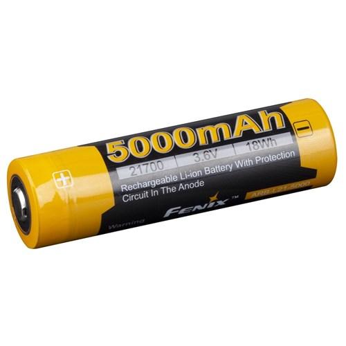Fenix 21700-batteri 3.6V 5000mAh