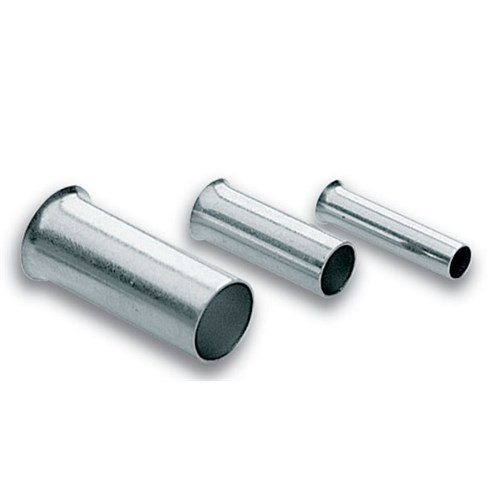 Endehylser uisolert 6,0mm² 10mm